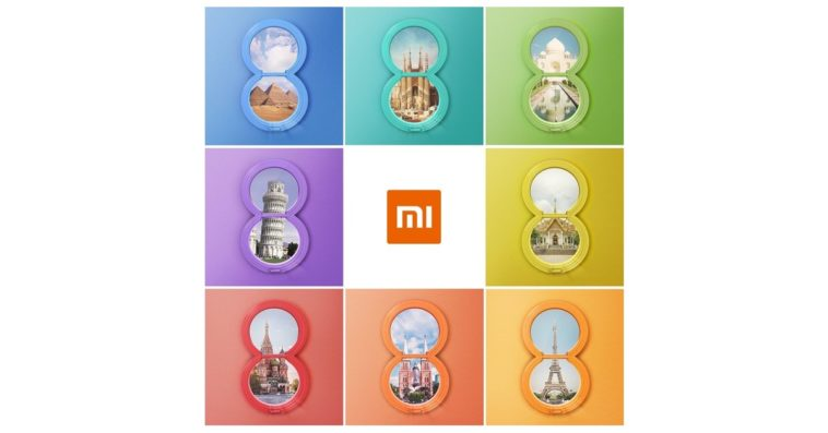 Mi 8 Thailand Launch Cover