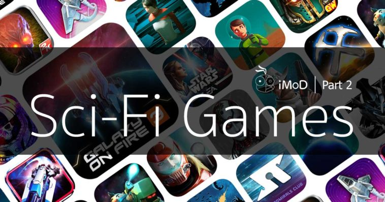 Sci Fi Mobile Games Cover2