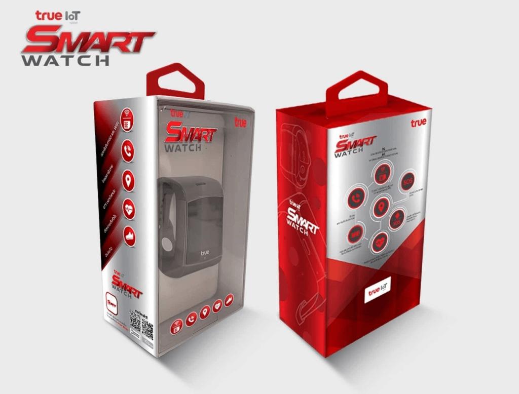 True Smart Watch By True Iot 2
