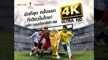 Truevision Worldcup 2018 4k Cover