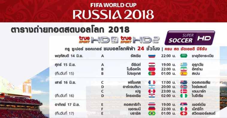 World Cup 2018 Cover2