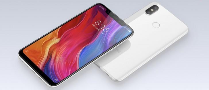 Xiaomi เปิดตัว Mi 8
