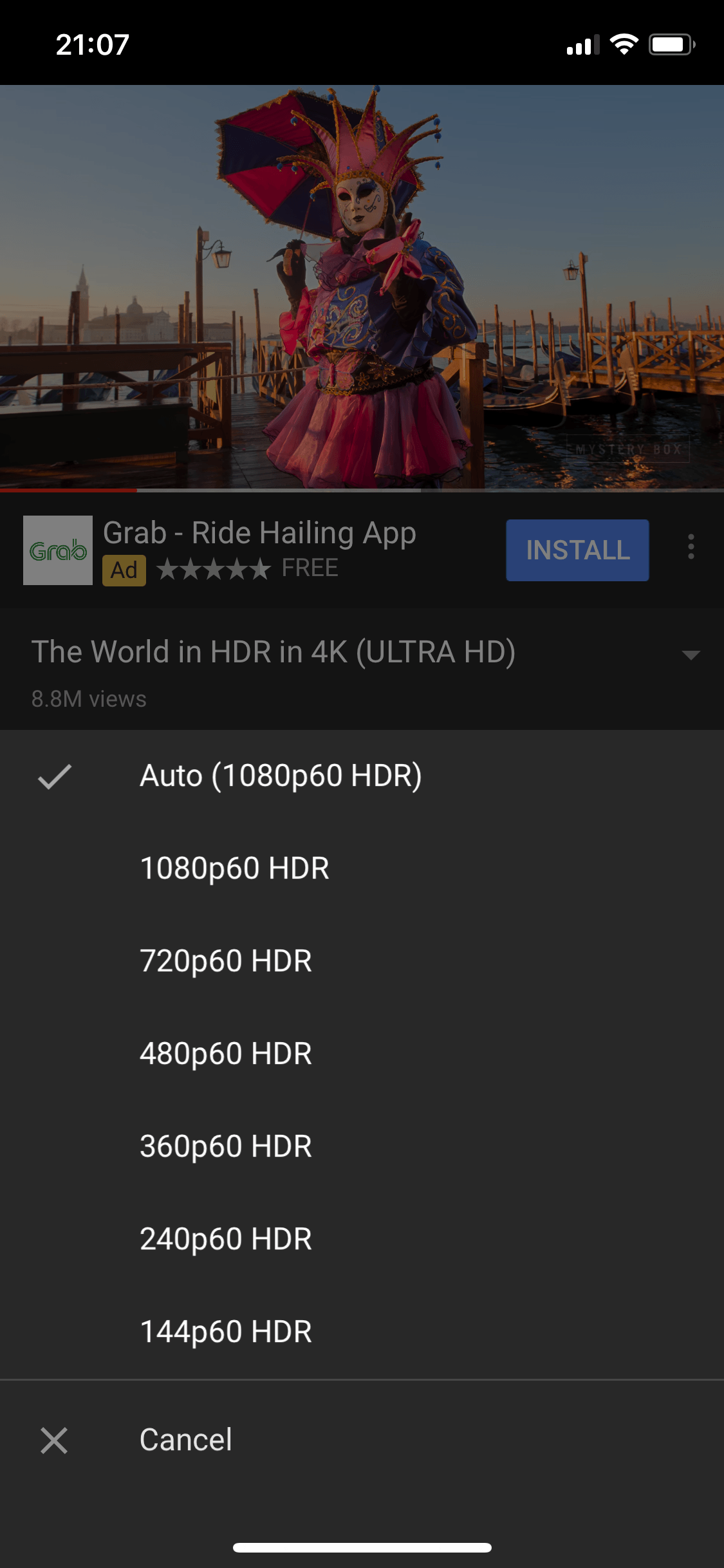 Youtube Support Hdr Iphone X 1