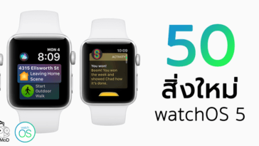 50 New Feature And Change In Watchos 5 Cover