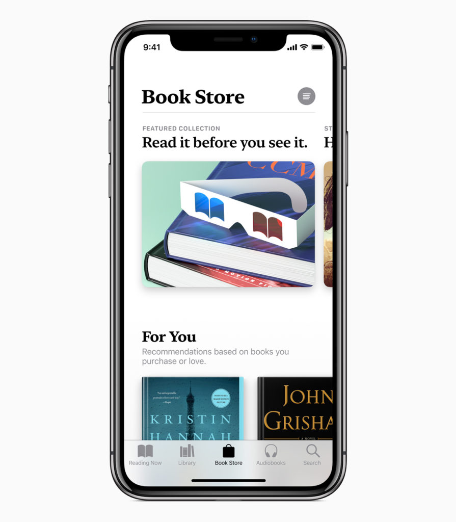 Apple Books Book Store 06122018
