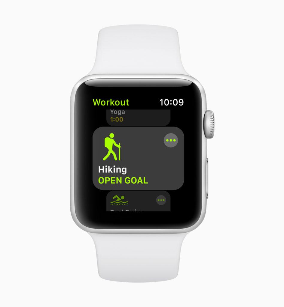 Apple Watchos 5 Hiking Screen 06042018