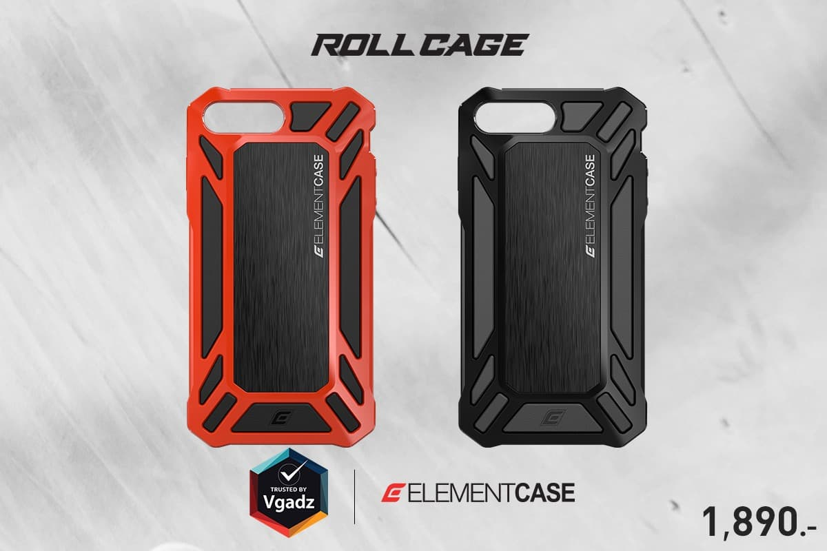 Element Case Rollcase Iphone8 7plus 6