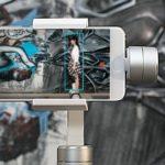 Xiaomi Mi Handheld Mobile Phone Gimbal Cover
