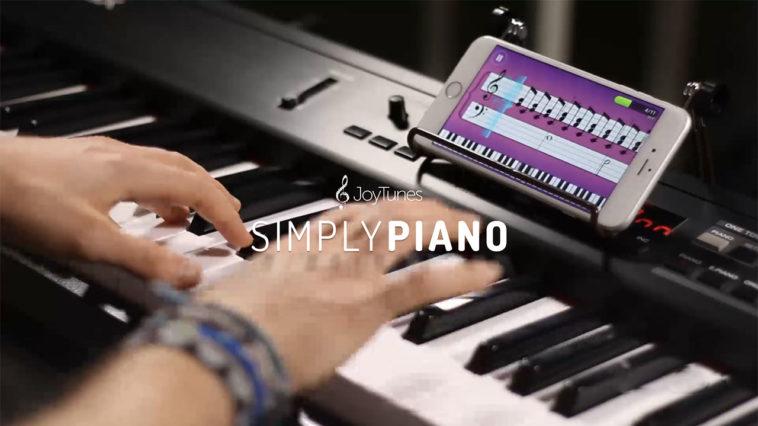 App Simply Piano Cover