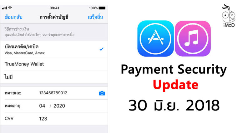 App Store Itunes Store Update 30 June 2018