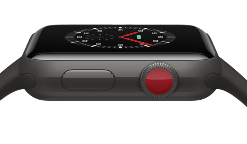 Apple Watch Button