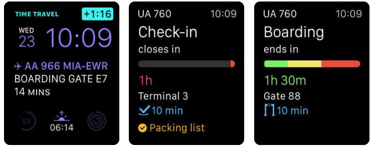 Apple Watch Daily Life App App In The Air