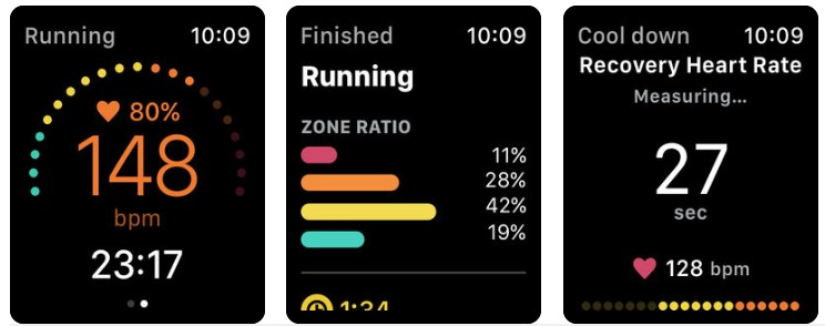 Apple Watch Daily Life App Zone For Training