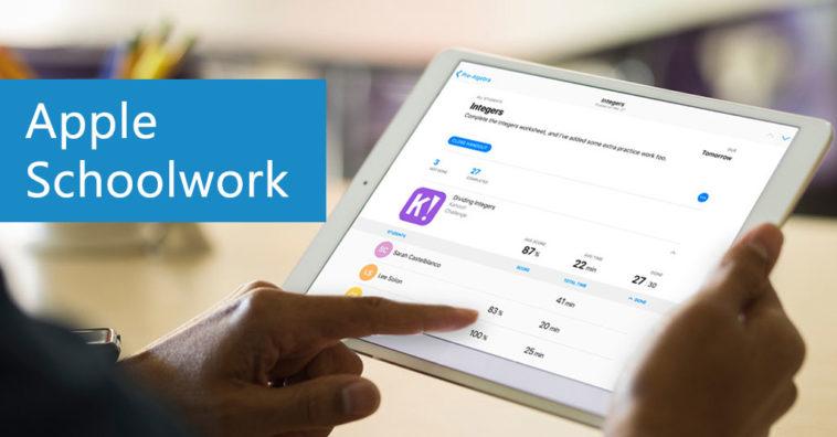 Apples Schoolwork App Released