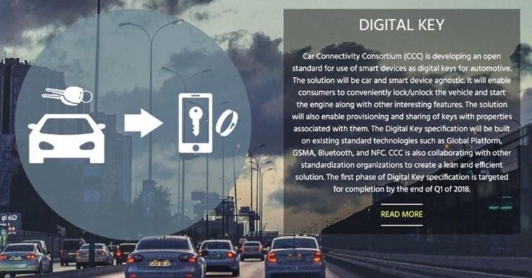 Ccc Digital Car Key Iphone