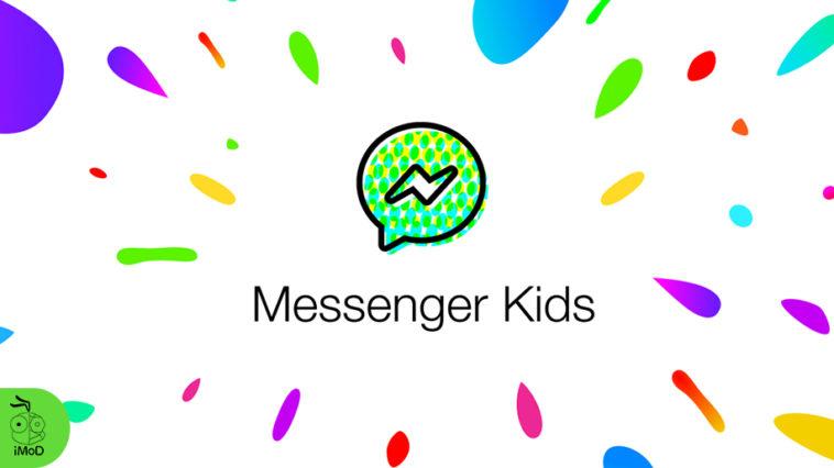 Facebook Rolling Messenger Kids Outside Usa
