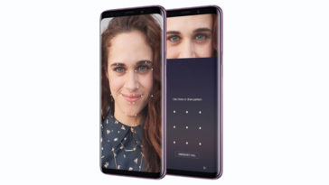 Galaxy S9 Face Id