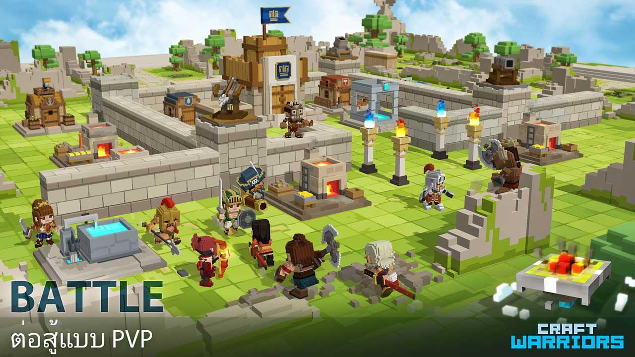 Game Craft Warriors Content3
