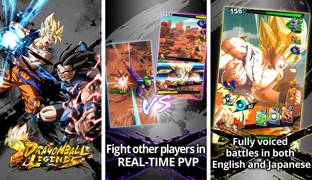 Game Dragon Ball Legends Content1