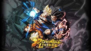 Game Dragon Ball Legends Cover