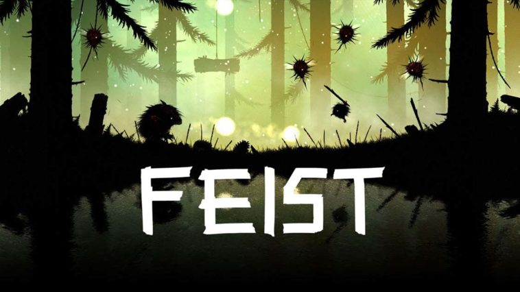 Game Feist Cover