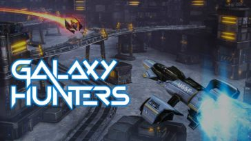 Game Galaxy Hunters Cover
