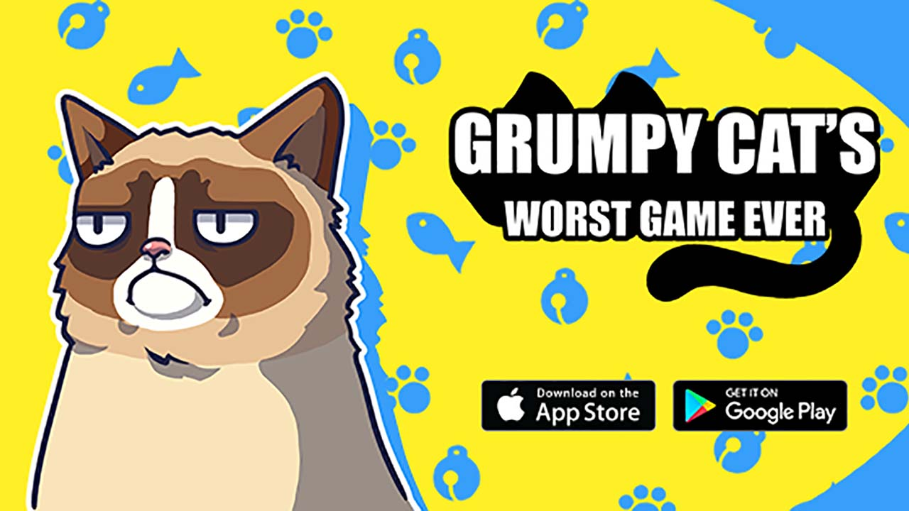 Game Grumpy Cats Cover