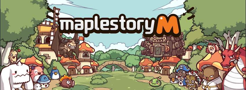 Game Maplestory M Content1
