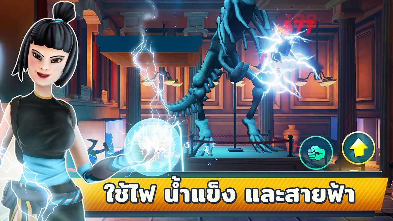 Game Mayhem Combat Content4