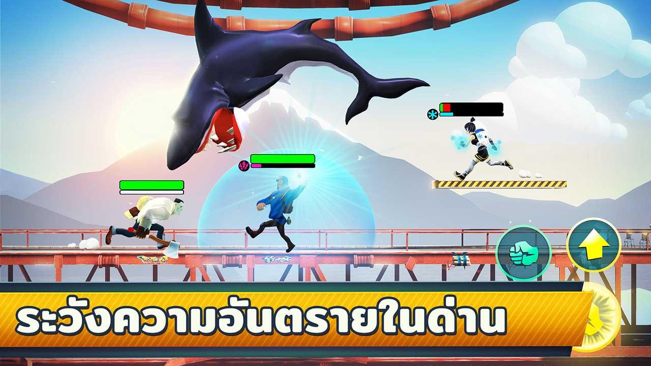 Game Mayhem Combat Content5