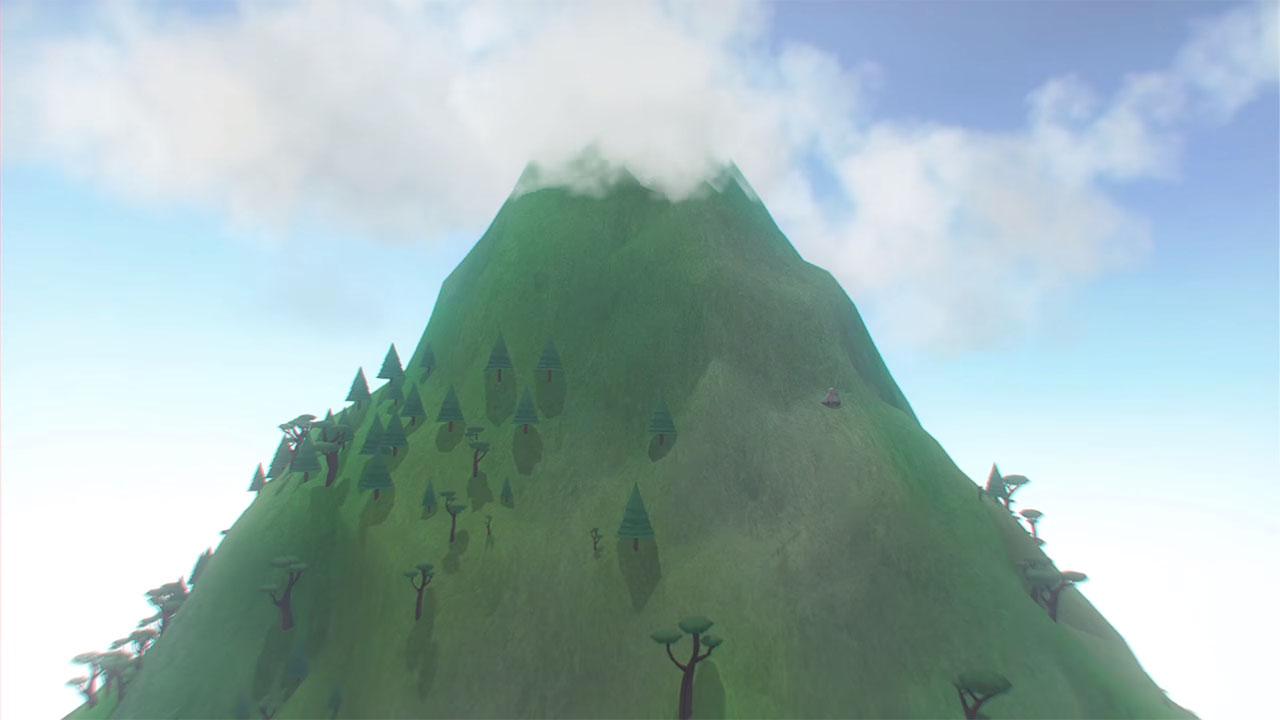 Game Mountain Cover