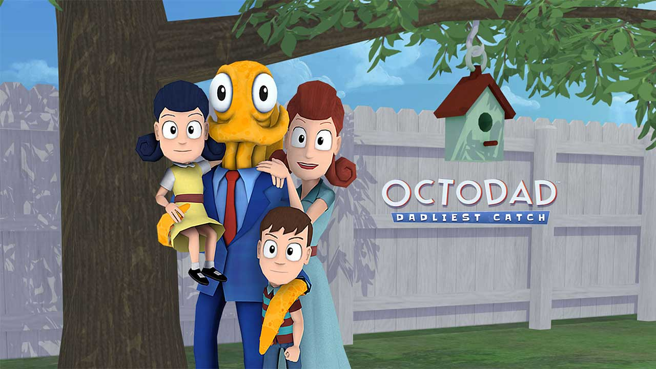 Game Octodad Cover