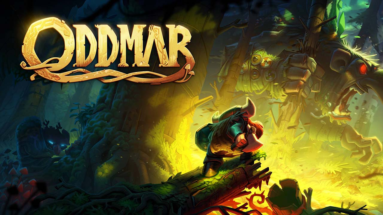 Game Oddmar Cover