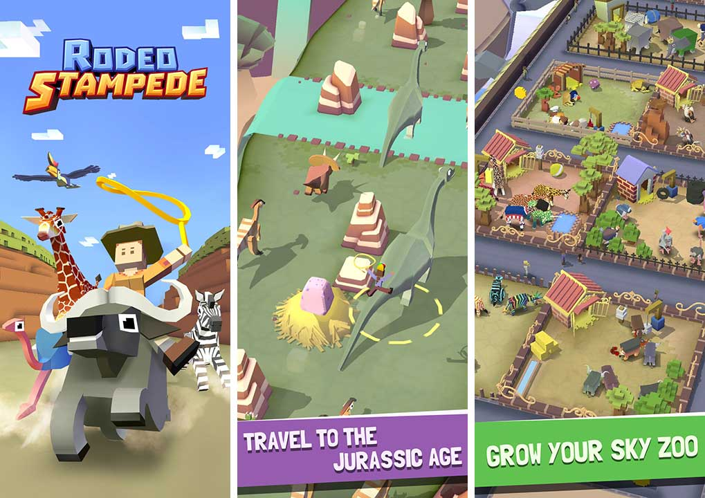 Game Rodeo Stampede Content1