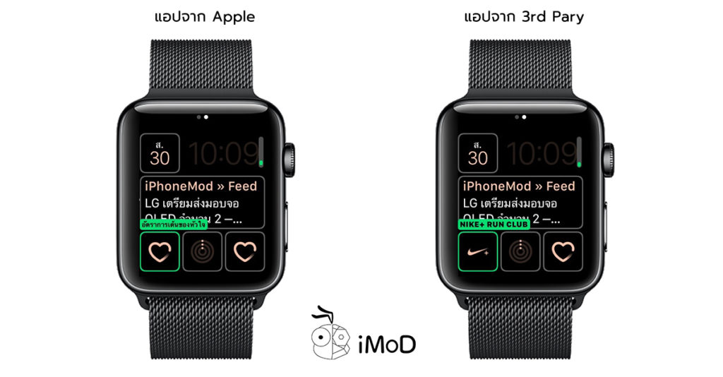 How To Check And Manage Comlications App Apple Watch 4