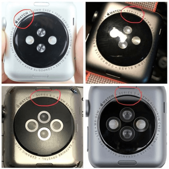 How To Check Apple Watch Series