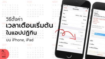 How To Setting Calendar Notification Default Iphone Ipad
