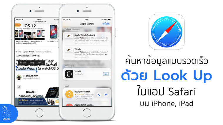 How To Use Look Up Search In Safari Cover