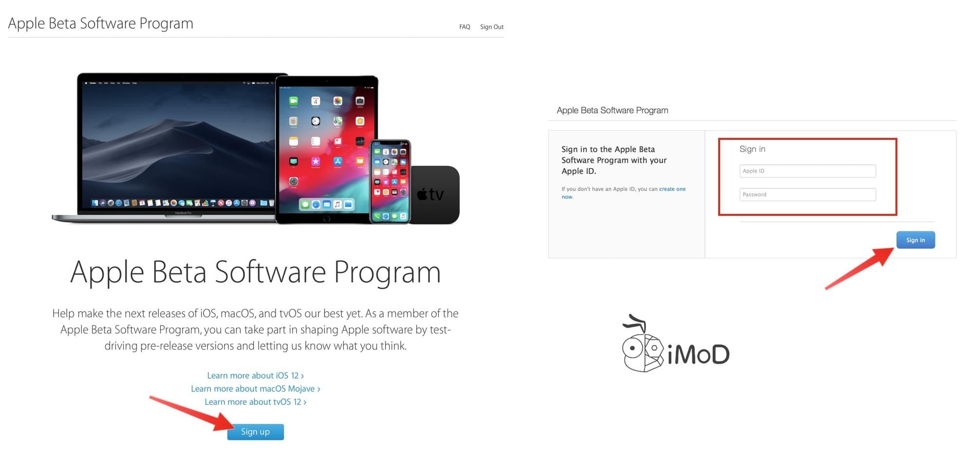 Install Macos Mojave Public Beta 01