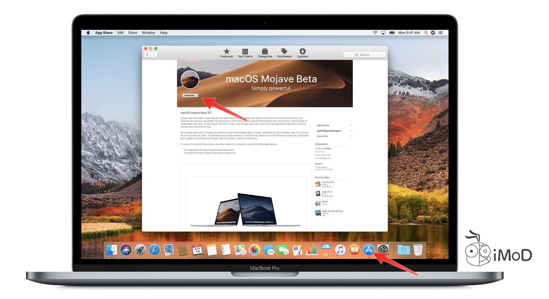 Install Macos Mojave Public Beta 06