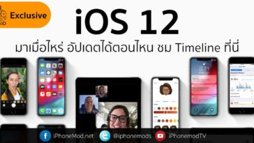 Ios 12 Timeline Cover