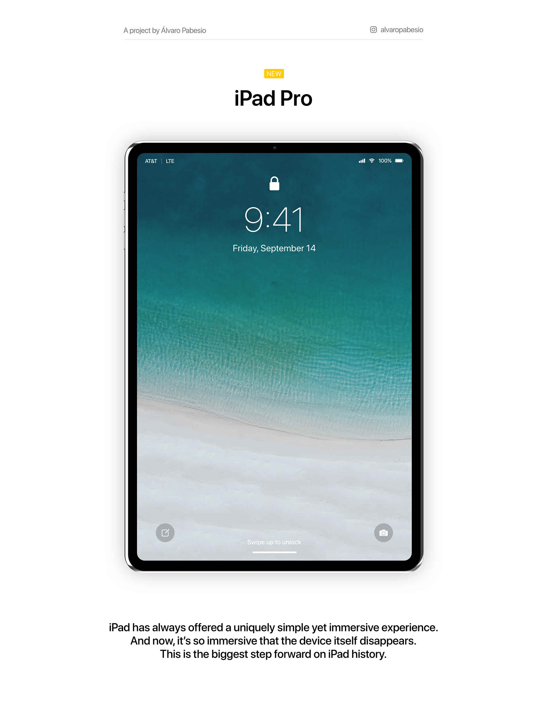 Ipad Pro 11 Inch Face Id Concept Images 1
