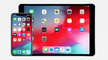 Iphone Ipad Ios 12