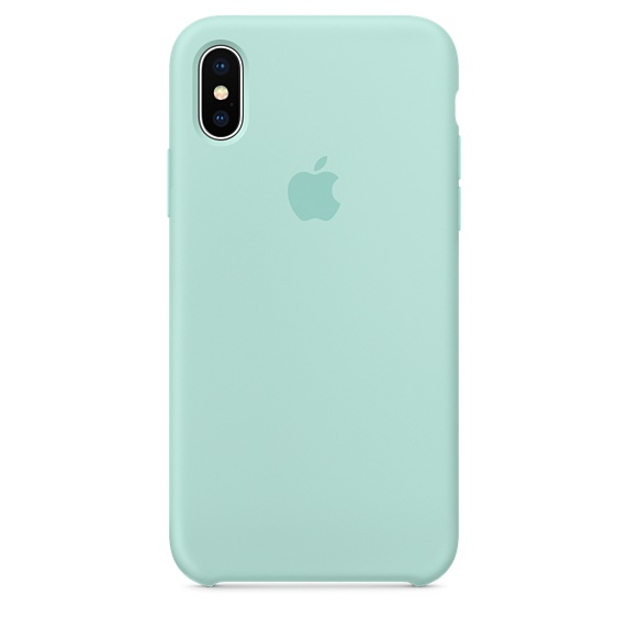 Iphone X New Case Green Marine
