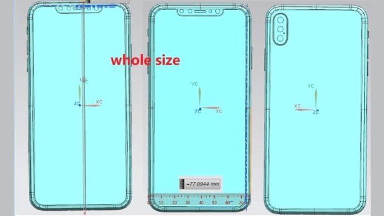 Leaked Schematics Iphone Lcd Oled 2018