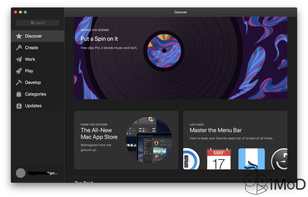 Mac App Store 2018