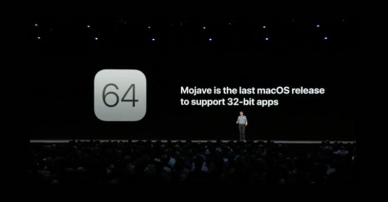 Macos Mojave Last Macos Support 32bit App 1