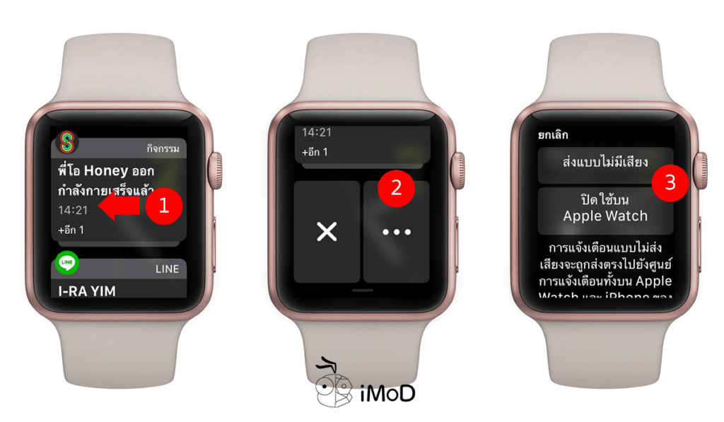 Manage Notifications Quickly In Ios12 Watchos5 4
