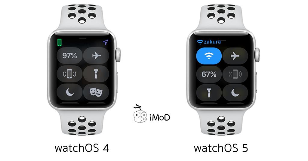 Select Wi Fi Apple Watch Watch Os 5 4