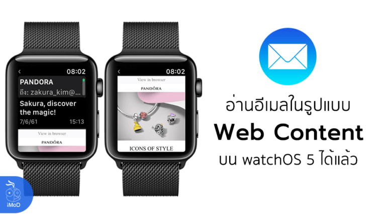 Show Web Content Mail App On Apple Watch Watchos5 Cover